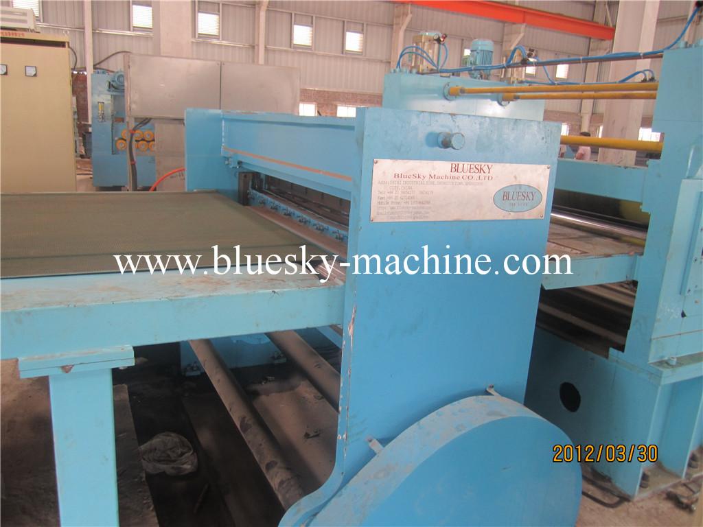 high speed mechanical shearer