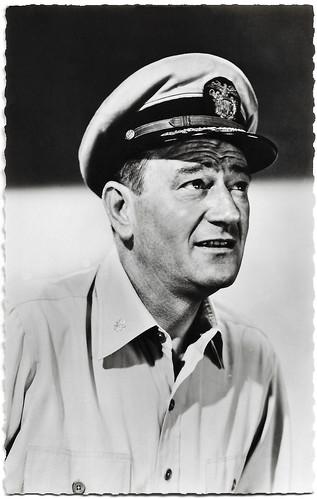 John Wayne in Operation Pacific (1951)