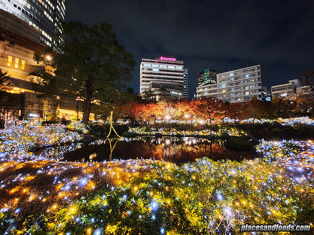 tokyo roppongi hills mohri garden