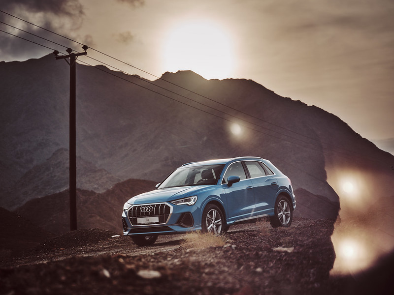 Audi Q3 by Waleed Shah 35