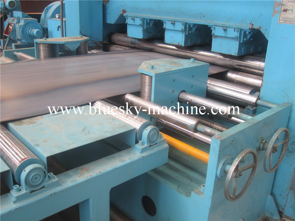 cut to length line used