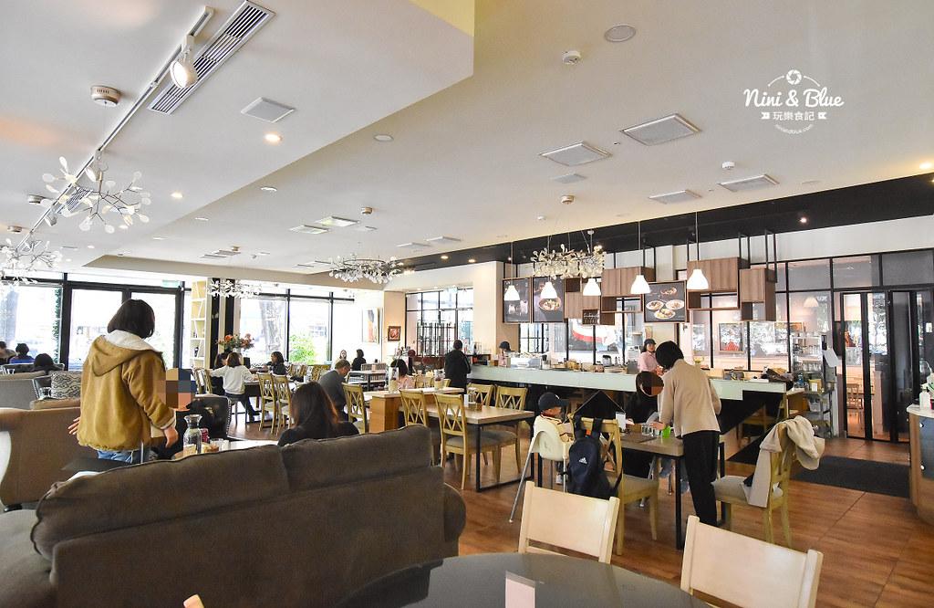 The Cafe By 想台中 落羽松 咖啡 義大利麵 下午茶不限時 有插座10