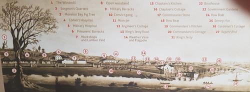 Moreton Bay Penal Colony 1830