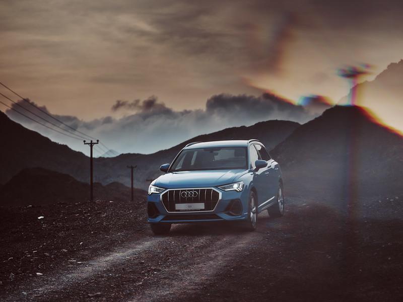 Audi Q3 by Waleed Shah 23