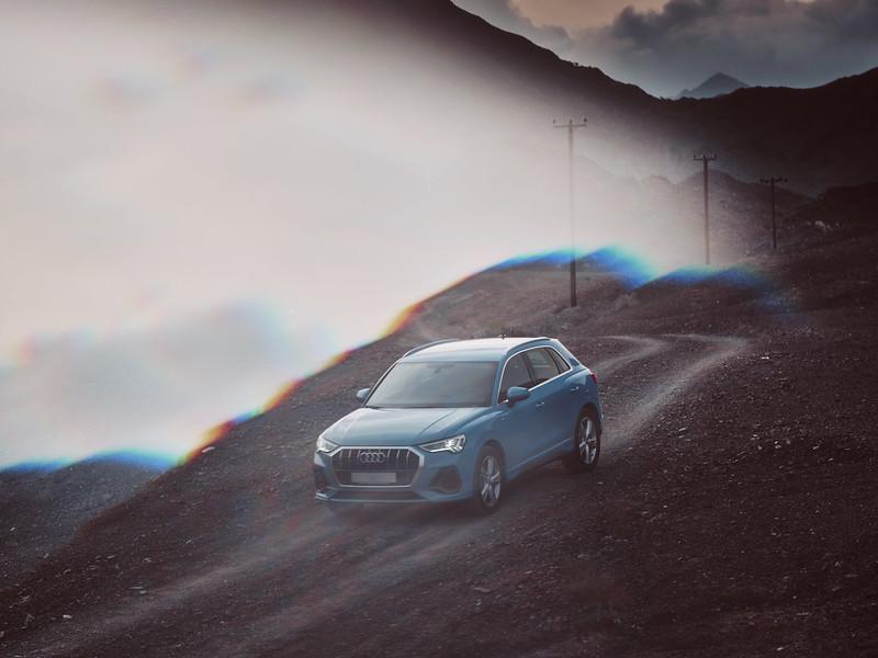 Audi Q3 by Waleed Shah 22