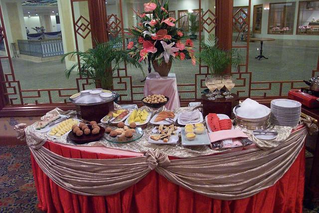 DCP_1033果物テーブルエクアトリアルホテル