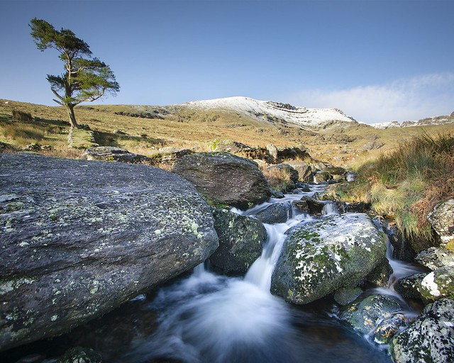 River Tay, Comeragh Mountains