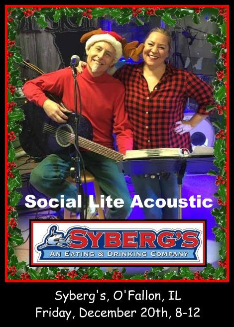 Social Lite Acoustic 12-20-19