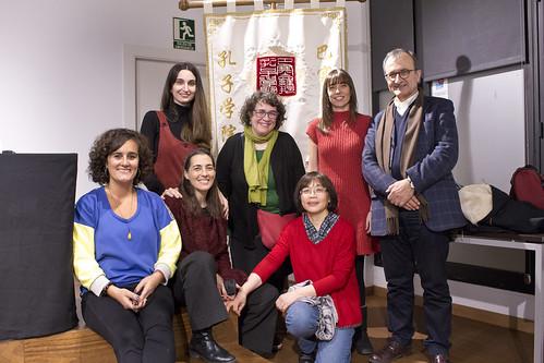 La traducción del chino en España: literatura y cine
