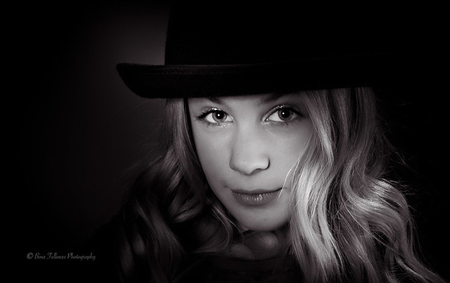 """You Found Me"" Model: Pixie Galore"