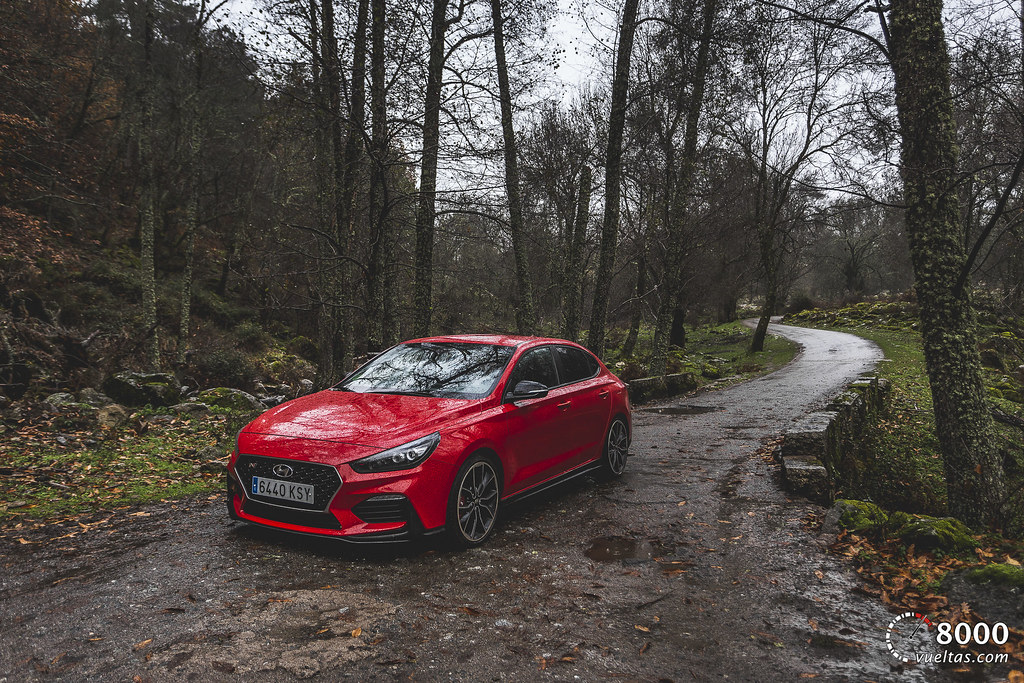 Hyundai I30N Performance vs Ford Focus ST - 8000vueltas-6
