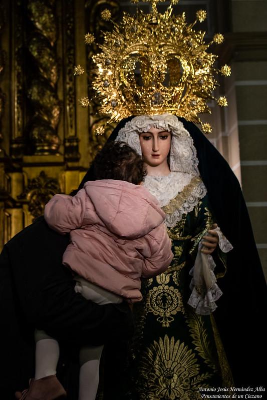 Besamanos Virgen de Gracia 2019