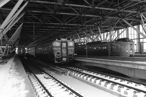 17-12-2019 Asahikawa Station (3)