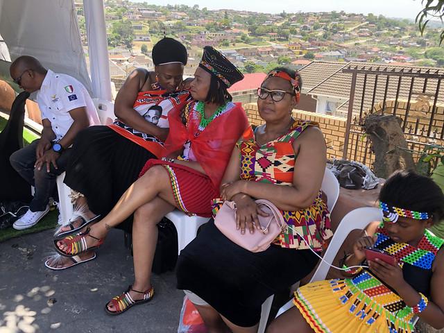 IMG_1938 Sbusi Zulu Umemulo Coming of Age Ceremony Reception Umlazi Durban KwaZulu-Natal South Africa November 2019