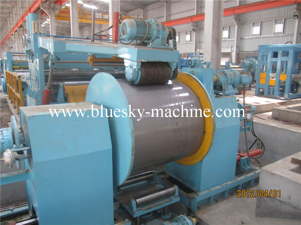 High Speed Steel Cut To Length Line BSHCL-3x1600mm