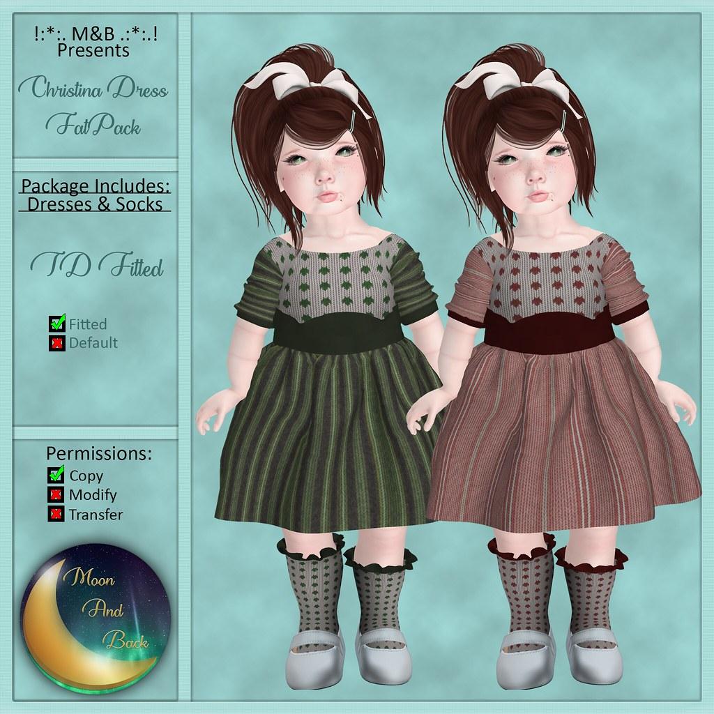 Christina Dress Fatpack AD