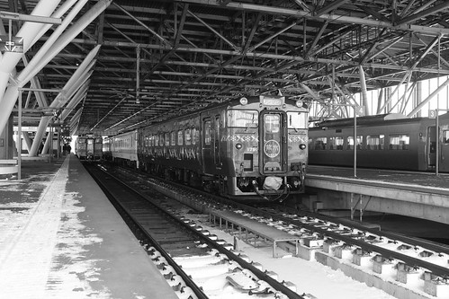 17-12-2019 Asahikawa Station (1)