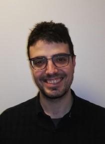 Head shot of Dr Kyriakos Kallis
