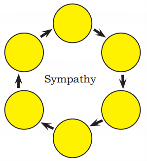 KSEEB Solutions for Class 6 English Poem Chapter 2 Sympathy 1
