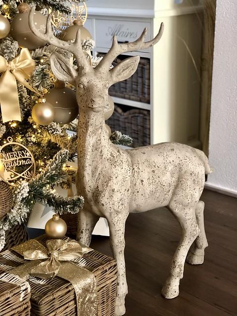Groot hert kerst Riviera Maison