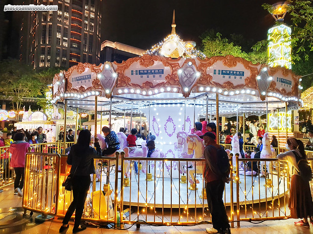 christmasland new taipei city carnival