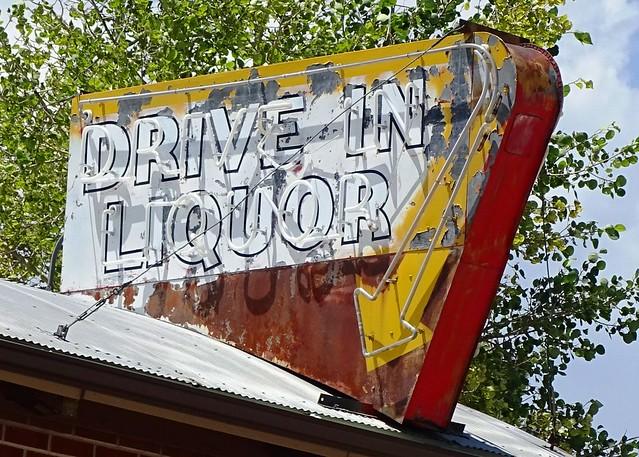 WY, Glenrock-U.S. 20 Fort Diablo Lounge Neon Sign