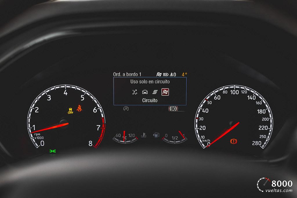 Hyundai I30N Performance vs Ford Focus ST - 8000vueltas-89