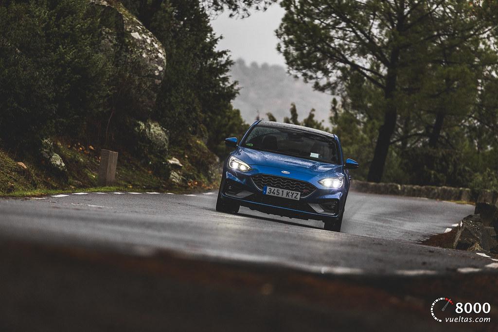Hyundai I30N Performance vs Ford Focus ST - 8000vueltas-53