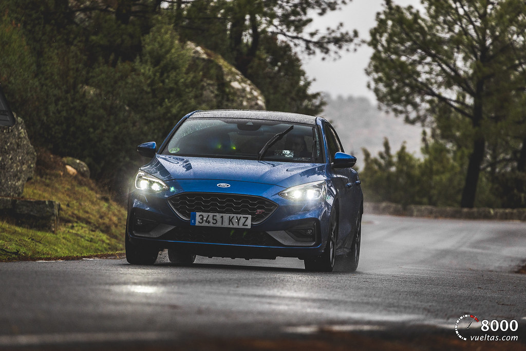 Hyundai I30N Performance vs Ford Focus ST - 8000vueltas-48