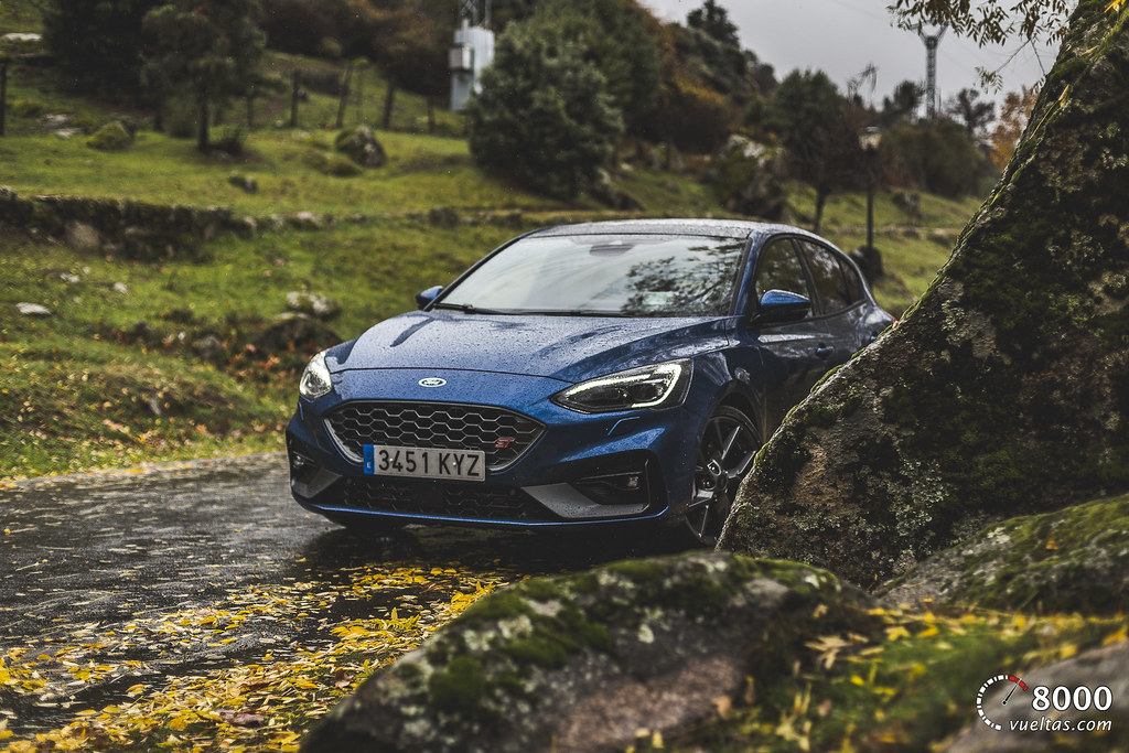 Hyundai I30N Performance vs Ford Focus ST - 8000vueltas-41