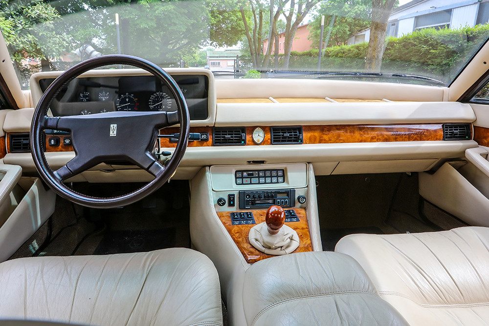 Maserati Quattroporte 3rd generation Royale  -1986_05