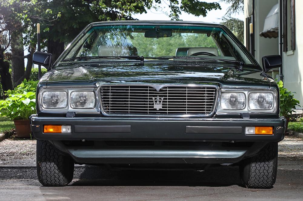 Maserati Quattroporte 3rd generation Royale  -1986_01