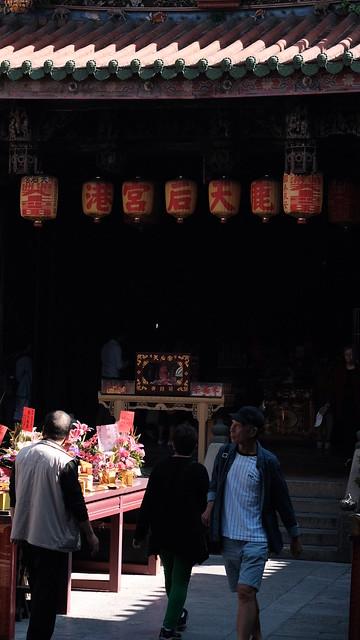 Lukang Tin Hau Temple  鹿港天后宮