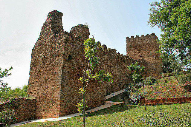 Iglesias – Le mura pisane (sec.XIII)