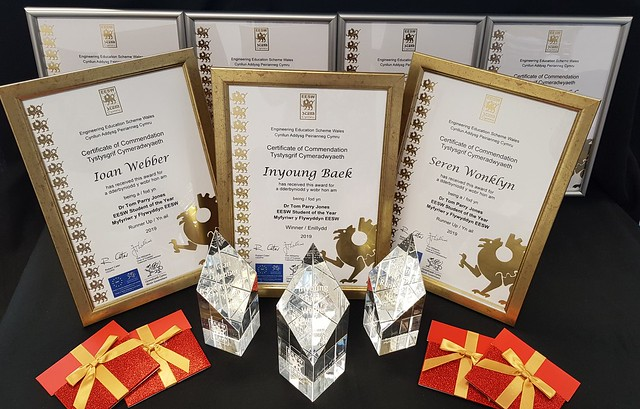 EESW Student of the Year Awards 2019