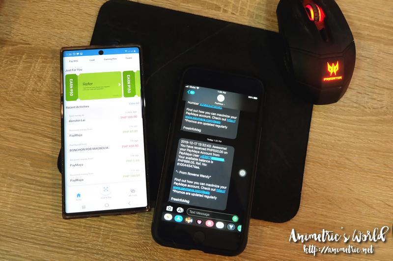 PayMaya Digital Aguinaldo