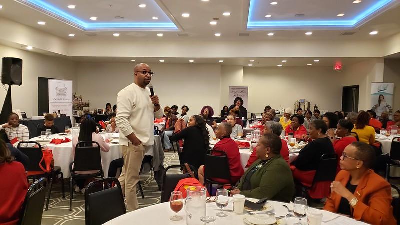 Black Authors & Readers Rock Weekend 2019