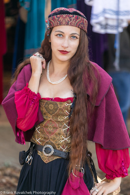 2019 Texas Renaissance Festival - All Hallows - Sunday