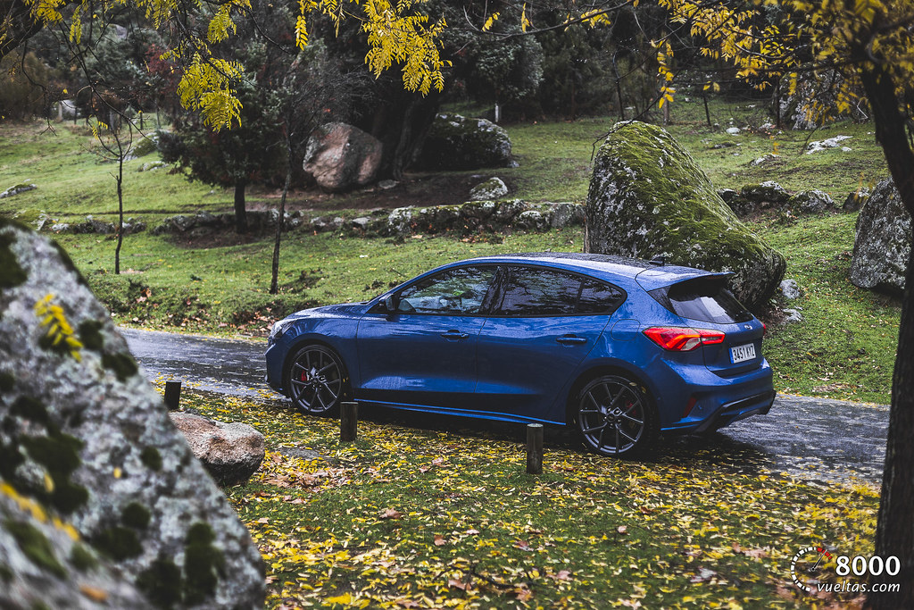 Hyundai I30N Performance vs Ford Focus ST - 8000vueltas-43