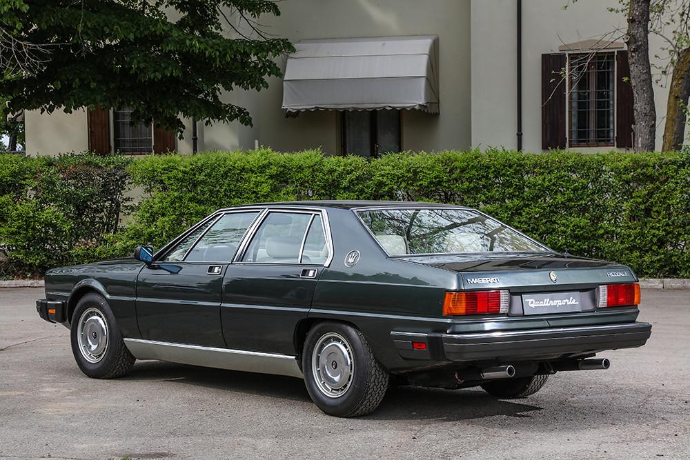 Maserati Quattroporte 3rd generation Royale  -1986_04
