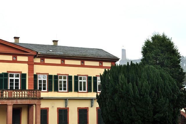 Herbstlicher Schlosspark Weinheim ... Brigitte Stolle