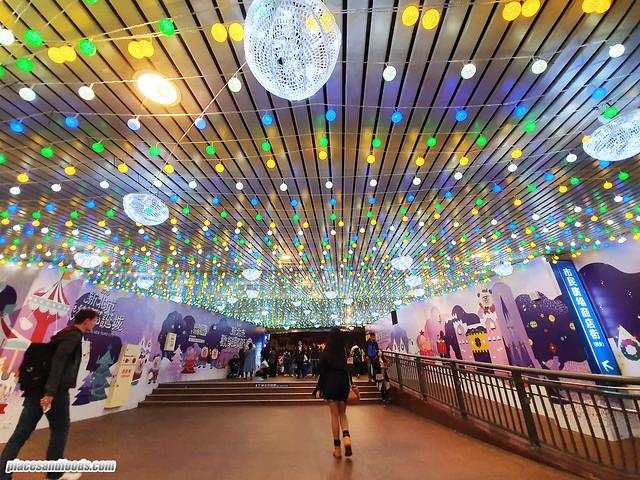 christmasland subway