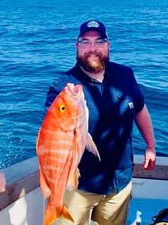 State Record Silk Snapper - Rod and Reel | by Texas Parks and Wildlife