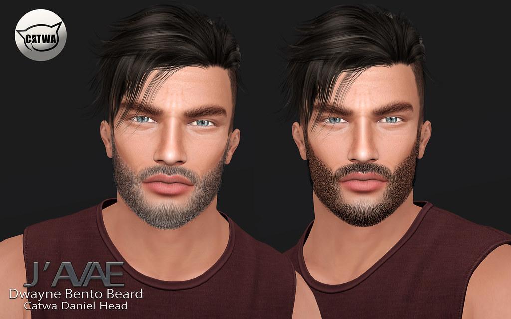 Dwayne Bento Beard