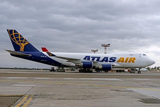 Atlas Air 747-4F
