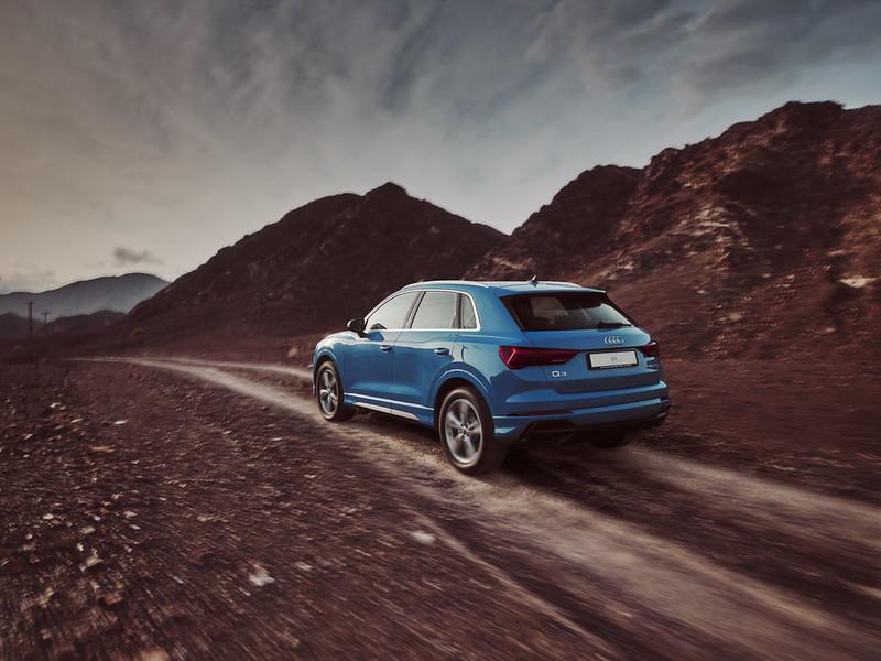 Audi Q3 by Waleed Shah 45