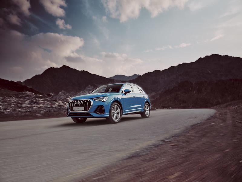 Audi Q3 by Waleed Shah 24