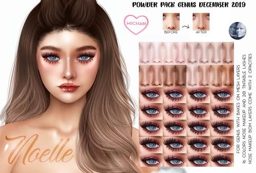 Noelle @ Powder Pack Genus Dec 2019