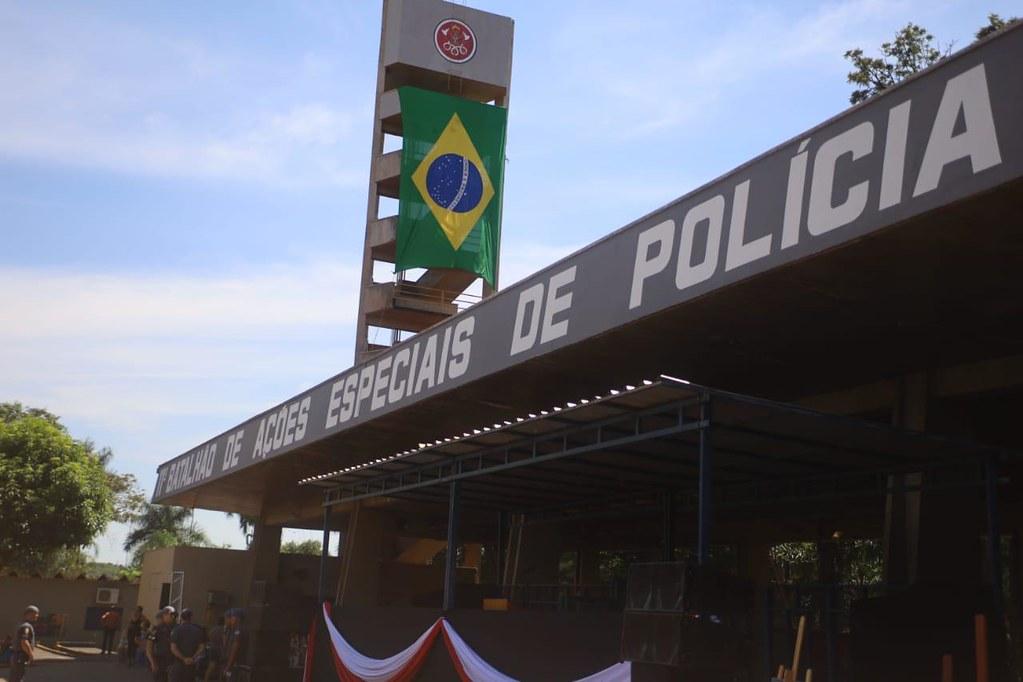Inauguração do BAEP de Ribeirão Preto