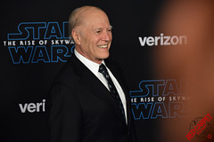 Frank Marshall at the Star Wars the Rise of Skywalker Los Angeles Premiere - DSC_0227